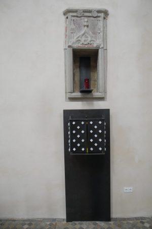 Sakramentshaus, Klosterkirche St.Martin, Sponheim, 2020